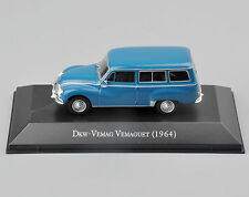 Atlas 1/43 Scale DKW-VEMAG Vemaguet 1964 Type Diecast Car Truck Model Toy