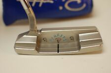 "Piretti Tour Issue Weld Neck 35"" Putter Right Steel Hand Stamped #25546"