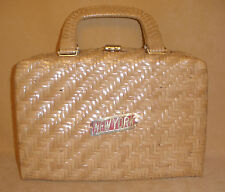 1960's Ladies Straw Hand Bag - New York City Souvenir