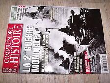 µµµ Comprendre l'Histoire n°5 Bataille France à Libération Paris Raid Doolittle