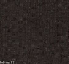 LIBECO LAGAE 100% BELGIAN LINEN UPHOLSTERY/DRAPERY FABRIC CHARCOAL BY THE YARD