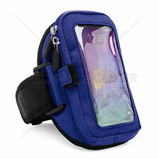 VG Nylon Neoprene Workout Sport Armband Active Case Cover for Motorola DEFY XT