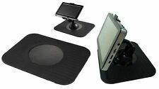 Sat Nav Dash Mat, none slip no holes mount for your GPS system, tablet or phone
