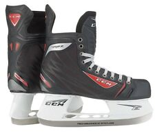 CCM RBZ 40 ice hockey skates senior size 12 black new men mens adult skate