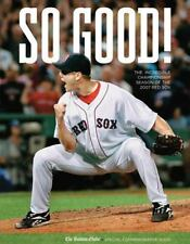 So Good! by Boston Globe 2000 pb--- Red Sox