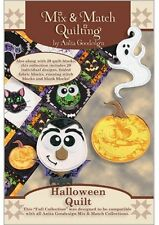 Halloween Quilt Anita Goodesign Embroidery Design