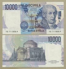 ITALY - 10,000 lire  1984  P112b  UNC  ( World Banknotes )