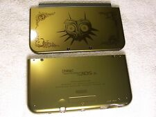 New 3ds xl Majoras Mask Top & Battery Cover Housing/ Shell Part US Seller !!