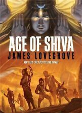 Age of Shiva by James Lovegrove (2014, Paperback)
