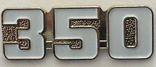 Bowtie 350  small block lapel pin badge.    H04030