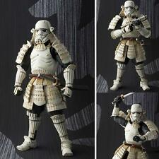 STAR WARS Official ASHIGARU Stormtrooper Meisho Movie Realization Action FIGURE