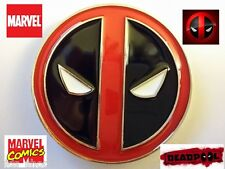Comic Collectible Deadpool Belt Buckle Full metal HQ NEW cosplay or just wear :)