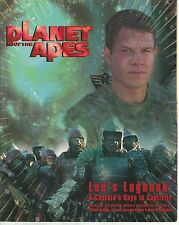 Planet of the Apes : A Captain's Days in Captivity by Benjamin Athens (2001,...