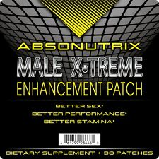 Absonutrix Male Enhancement Xtreme Patch- Increase performance libido strength