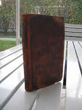 THE HISTORY OF CHARLOTTE TEMPLE BY MRA. RAWSON 1811  LEATHER TWO VOLUME IN ONE