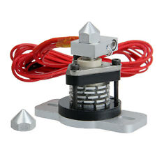 Reprap Hotend V2.0 0.35mm & 0.4mm nozzle 3mm filament 3D printer Prusa Mendel