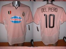 Juventus Del Piero BNWT Large Nike Code7 Shirt Jersey Soccer Maglia Italy Player