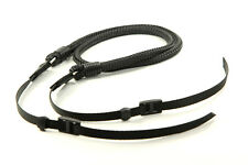 Lance Camera Straps DSLR Strap Cord Camera Strap - Black, 42in