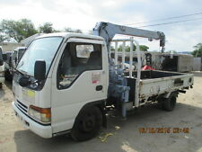 ISUZU Elf Japan Boom Truck 4HF1 Engine