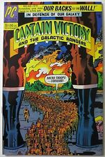 Captain Victory and the Galactic Rangers #5 1982 Pacific Comics Jack Kirby C3277