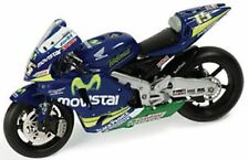IXO RAB098 HONDA RC211V model bike Telefonica Sete Gibernau MotoGP Spa 1:24th