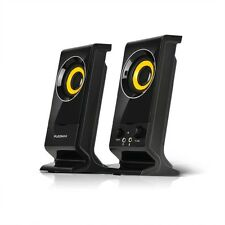 PLEOMAX S-100 PC speaker 2.0CH Multimedia Speaker USB power 3W X2