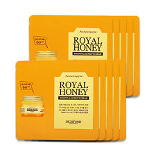 [SKINFOOD] Royal Honey Essential Queen's Cream Samples - 10pcs
