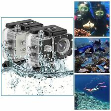 New 30M Waterproof 1080P Helmet Sports DV Full HD Video Action Camera Camco