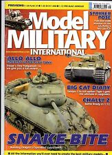 Model Military International Issue 8, DEC 2006, FN , M1126 ICV Stryker Article
