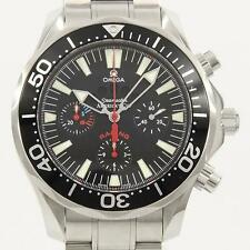 Authentic OMEGA REF.2569 50 Cima Star Chronograph Racing America's Cup  #260-...
