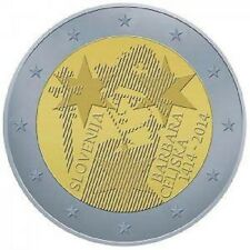 Slovenia / Slowenien - 2 Euro 600th anniversary of crowning of Barbara Celjska