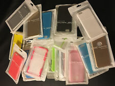 Wholesale iPhone 6 6 plus Cases  - Lot 50  All Types Soft TPU Bumper silicon