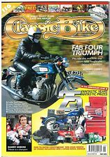 CB May 2003 Barry Sheene Matchless G80CS  Quadrant BMW flat twins Geoff Duke