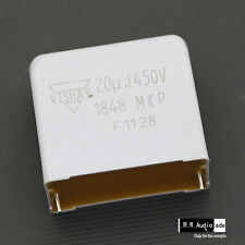 [Audio Jade]1PCS 20uF 450V Vishay MKP1848 DC-Link Polypropylene Film Capacitors