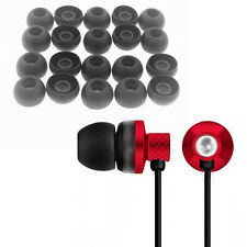 For Universal Earphones Large Replacement Silicone EARBUD Tips Covers 20pcs JBCA
