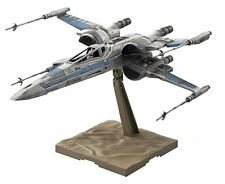 Bandai Star Wars 1/72 Scale X-Wing fighter Resistance Model maquette plastic kit