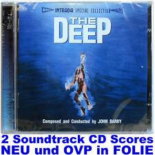 The Deep - John Barry - Intrada Doppel CD NEU und OVP in FOLIE