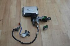 Honda Civic  MK7 01-05 ECU Kit 1.7 CDTI Key ignition & Ring door lock 0281010419