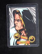 2016 Cryptozoic DC Justice league not sure sketch card