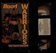 WWF, NWA, AWA, WCW, WWE VHS, Road Warriors, WrestleMania, 17, 29, VERY RARE!