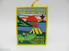 Boy Scout BSA OA 1984 SE-1 Conference Camp Flying Eagle Patch