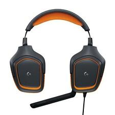 N Logitech G231 Prodigy Stereo Gaming Headset with Microphone PC iOS Xbox PS4