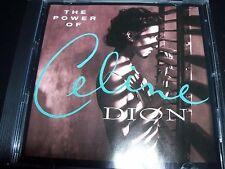 Celine Dion The Power Of Rare Australian 5 Track CD Promo EP SAMP521 – Like New