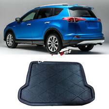 Car Interior Rear Boot Cargo Trunk Mat Pad For Toyota RAV4 2013 - 2016