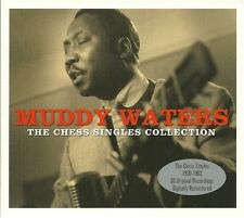 MUDDY WATERS THE CHESS SINGLES COLLECTION - 3 CD BOX SET