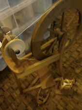 ASHFORD Traditional Spinning Wheel plus jumbo sliding flyer
