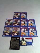 *****Willie Pless*****  Lot of 20 cards.....3 DIFFERENT / Football / CFL
