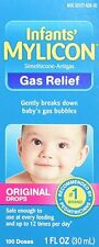 Mylicon Infant Drops Anti-Gas Relief Original Formula, 1.0 Fluid Ounce