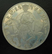Hungary 1972 Silver 50 Forint Proof 1000th Anniversary - Birth of St. Stephen