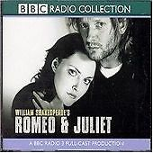 romeo and juliet, shakespeare, sophie dahl, bbc radio, album, rare, 3 cd's, vgc